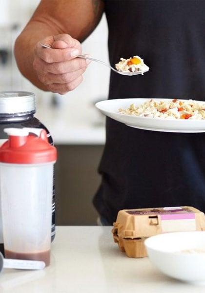 Training & Ernährung